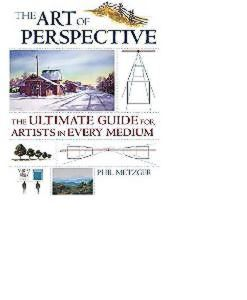 books the art of perspective Phil Metzger.JPG