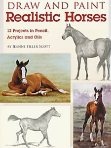 books draw and paint realistic horses Scott.JPG