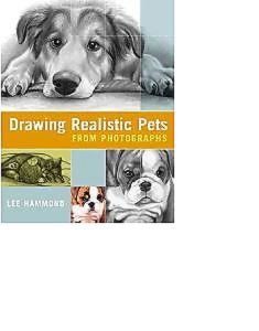 books drawing realistic pets from a photo Hammond.JPG