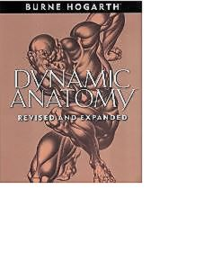 books dynamic anatomy Hogath.JPG