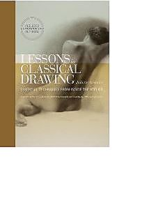 books lessons in classical drawing Aristides.JPG