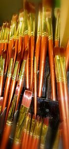 brushes aquatec tall brown handles.JPG