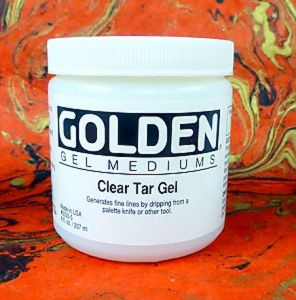 golden clear tar gel new red.JPG